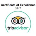 Domaine Tomali-Maniatyn - 2017 TripAdvisor Certificate of Excellence