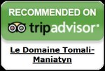 Domaine Tomali-Maniatyn - Commentaires TripAdvisor Reviews